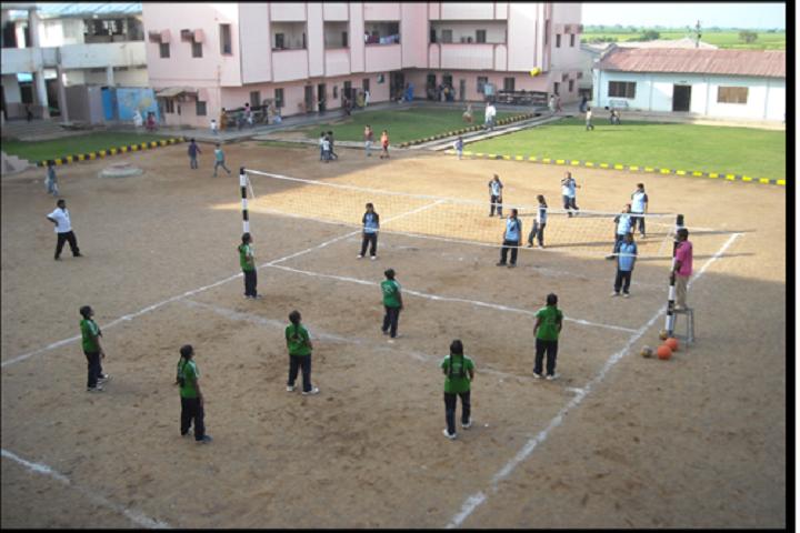 The Nandyal Public School-Sports Day Celebrations