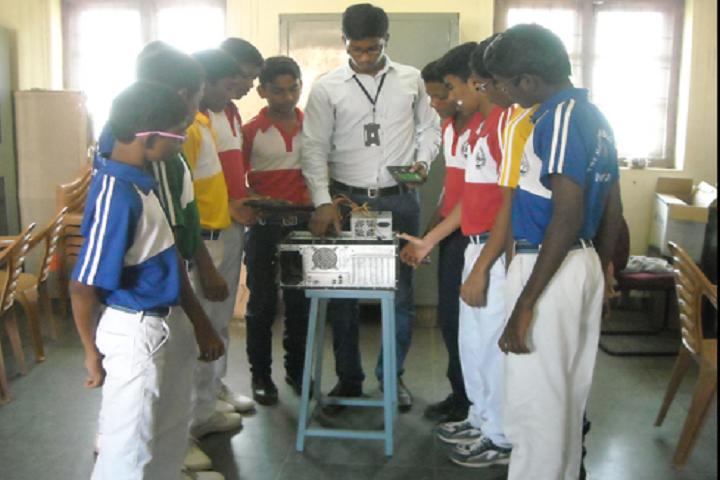 The Nandyal Public School-Lab Activities