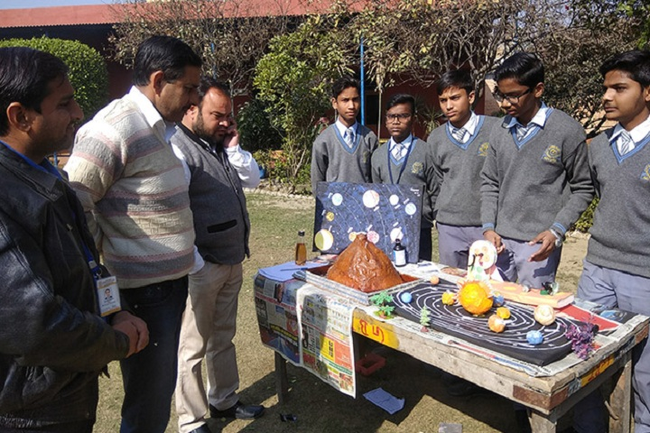 Nathu Ram Convent School-Others science exhibition