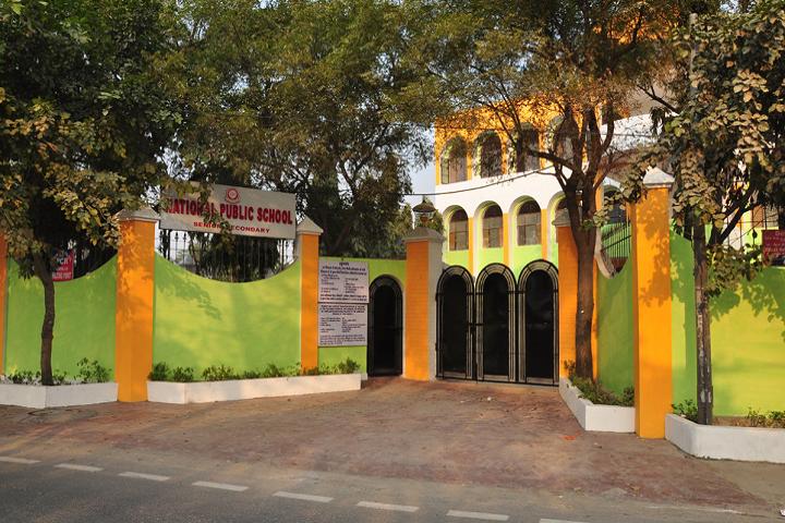 National Public School -Campus View