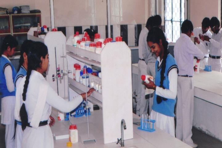 National Public School-Laboratory