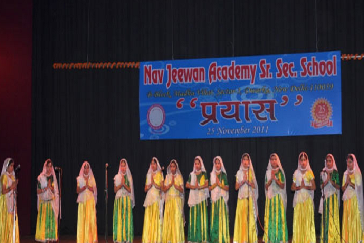 Navjeewan Academy Senior Secondary School-Dance-Performance