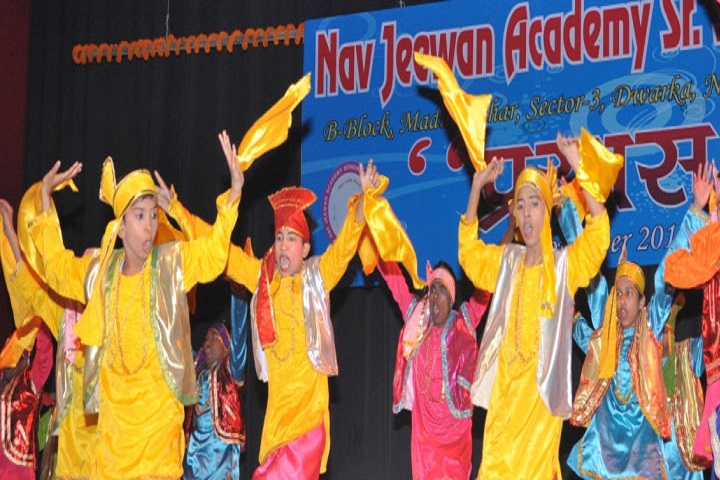 Navjeewan Academy Senior Secondary School-Dance