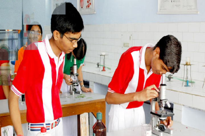 Navjeewan Academy Senior Secondary School-Labs