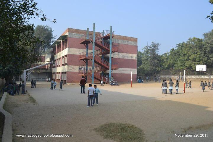Navyug School-Play Ground