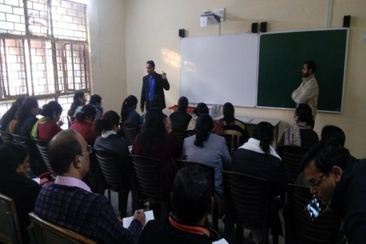 Navyug School-Classroom