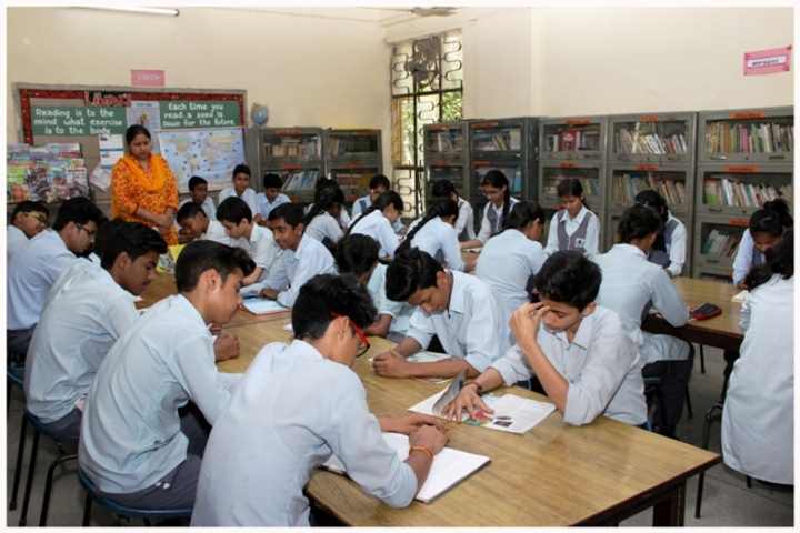 Navyug School-Library