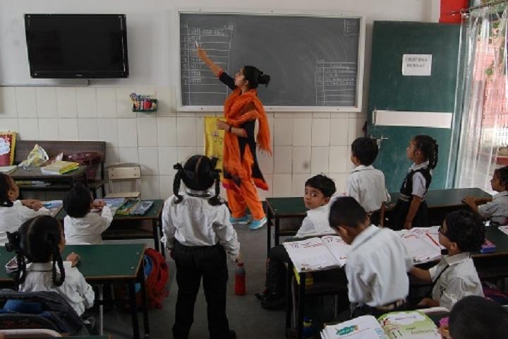Neo Convent School-Classroom