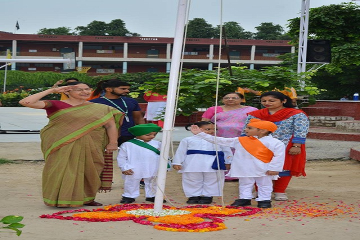 Neo Convent School-Independence-Day