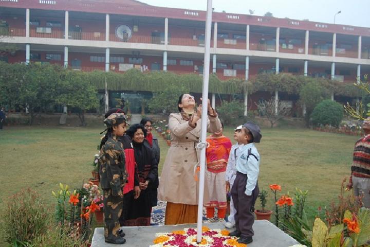 Neo Convent School-Republic-Day