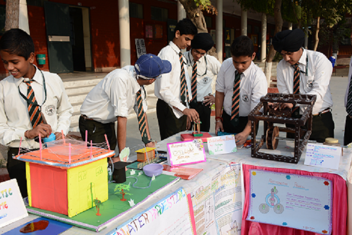Neo Convent School-Science-Fair1