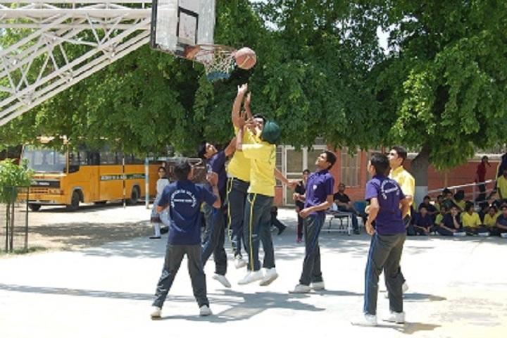 Neo Convent School-Sports
