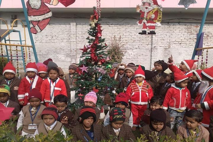 New Age Public School-Christmas-Celebration