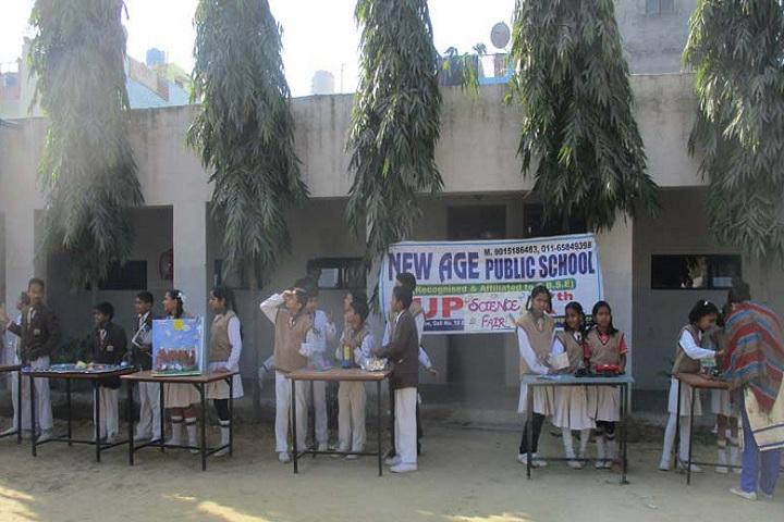 New Age Public School-Science-Fair