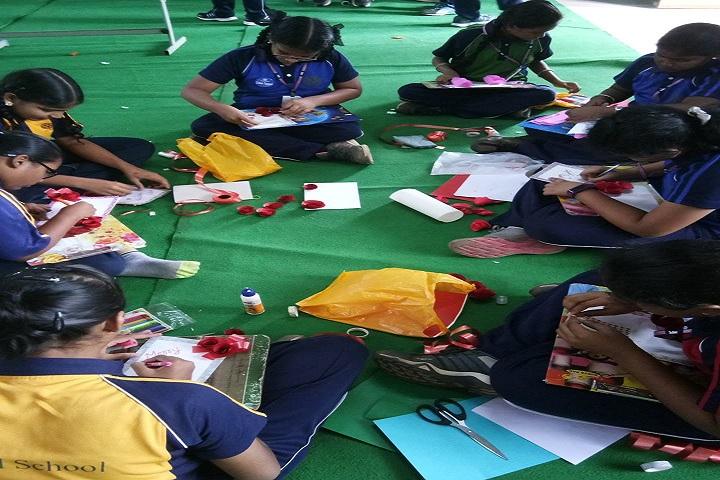 Tilford School-Activities