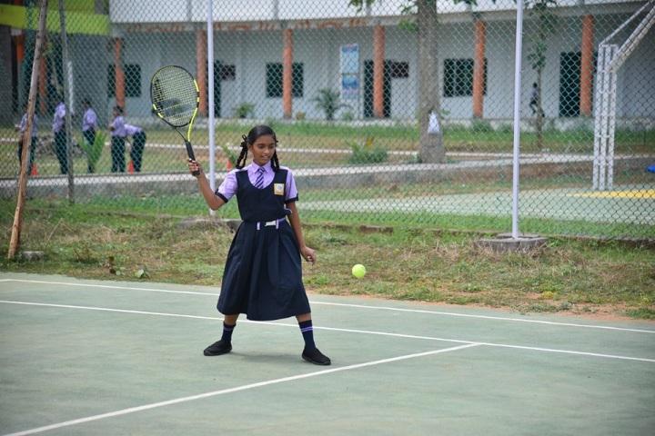 Tilford School-Badminton