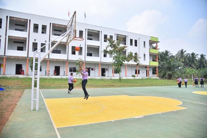 Tilford School-Basket Ball