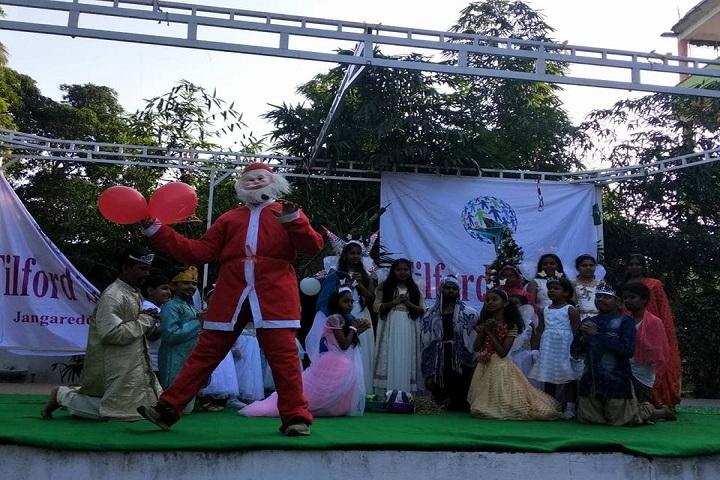 Tilford School-Christmas Celebrations