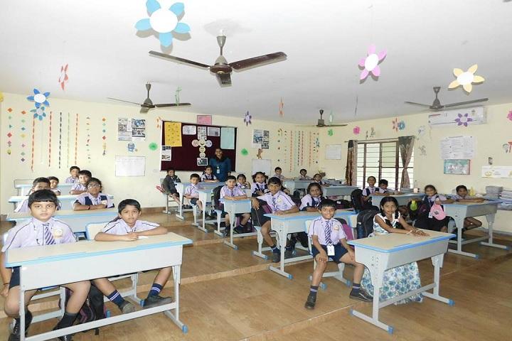 Tilford School-Classrooms
