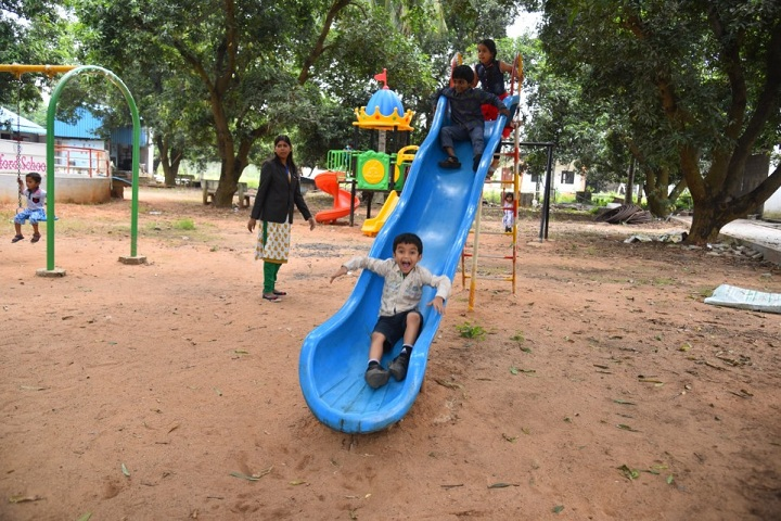 Tilford School--Kids Play Park