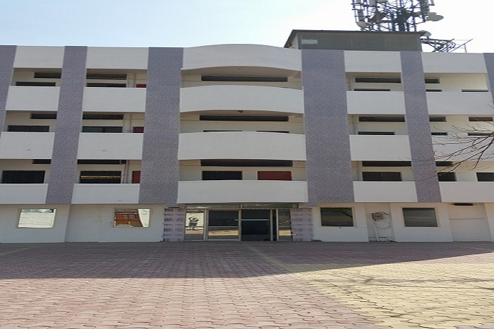 New Delhi Convent School-Campus-View