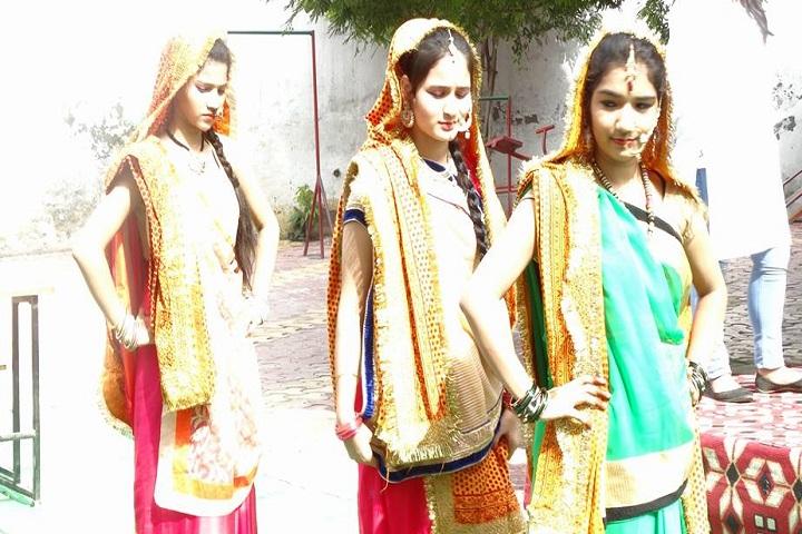 New Delhi Convent School-Dancing