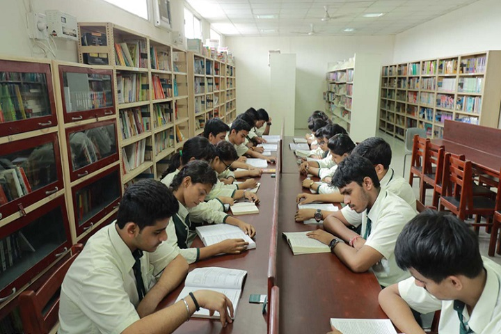 New Green Field School-Library