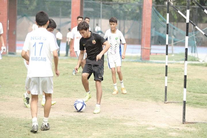 New Green Field School-Sports1