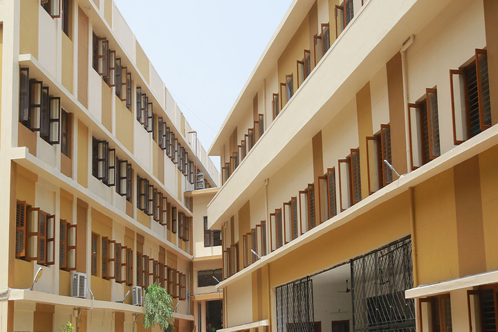 Timpany Senior Secondary School- School Campus