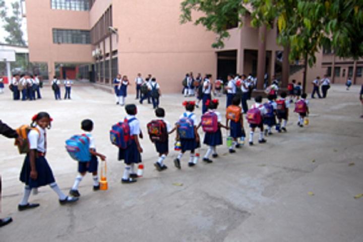 New Saraswati Public Secondary School-Students