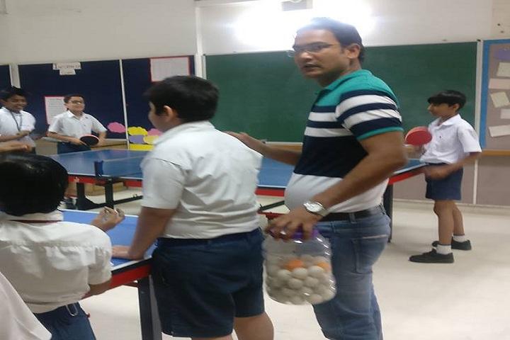 Nirmal Bhartia School-Indoor games