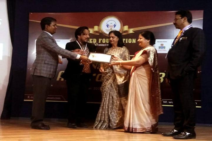 Nirmal Bhartia School-Presentation party