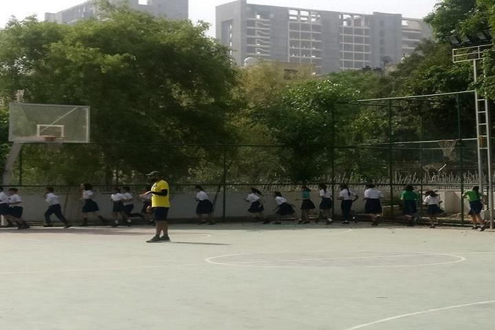Nirmal Bhartia School-Sports