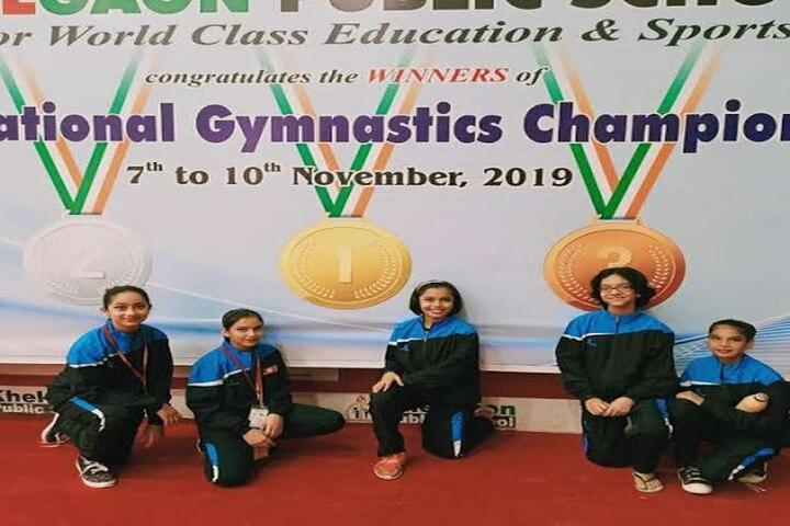 Nirmal Bhartia School-Champion