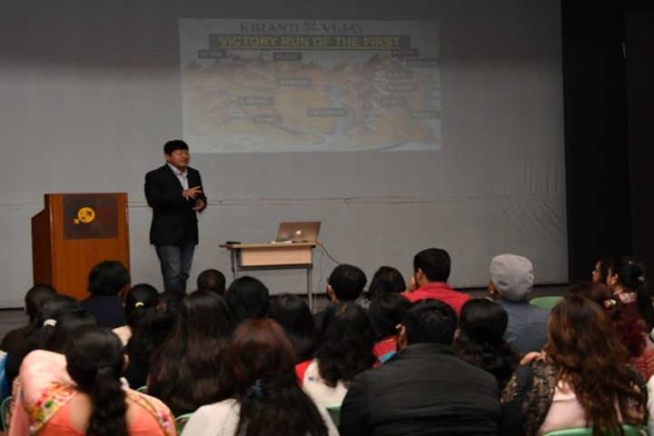 Nirmal Bhartia School-Presentation