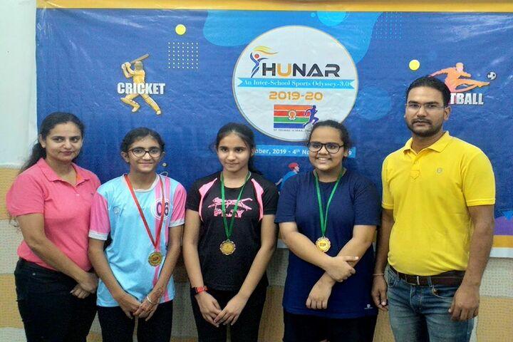 Nirmal Bhartia School-Winners