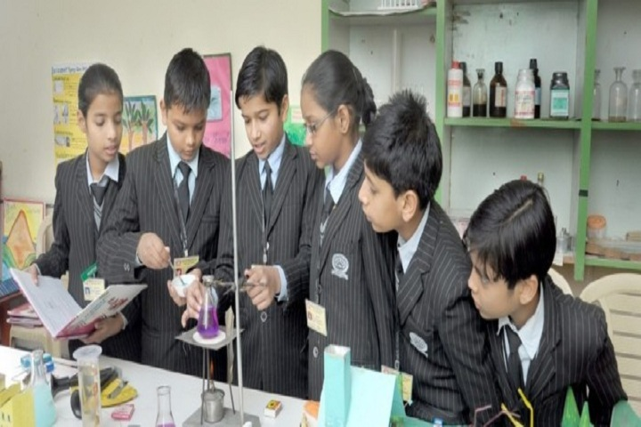 North Ex Public School-Chemistry-Laboratory
