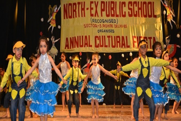 North Ex Public School-Events