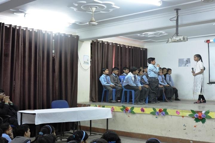 Nutan Vidya Mandir Sr Sec School-Auditorium