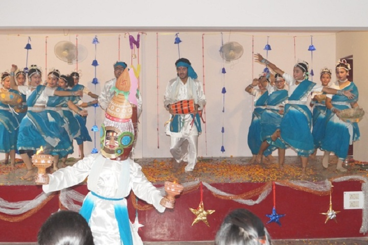 Nutan Vidya Mandir Sr Sec School-Dance Performance