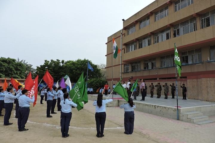 Nutan Vidya Mandir Sr Sec School-National day celebration
