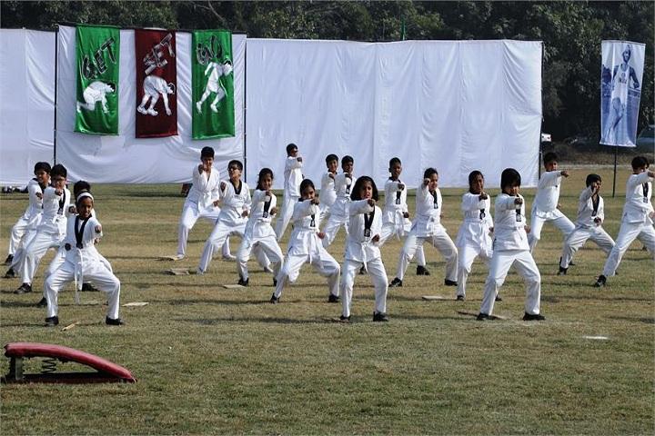 OPG World School-Annual sports day