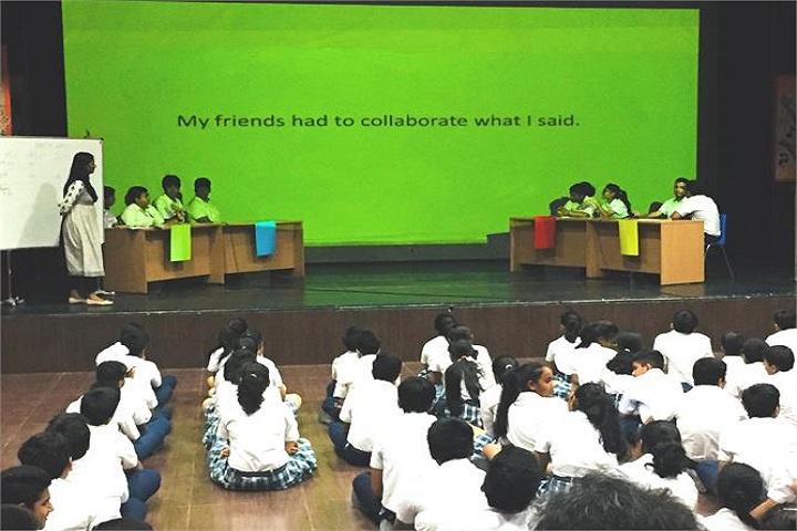 OPG World School-Auditorium