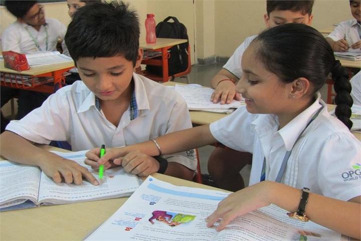 OPG World School-Classroom