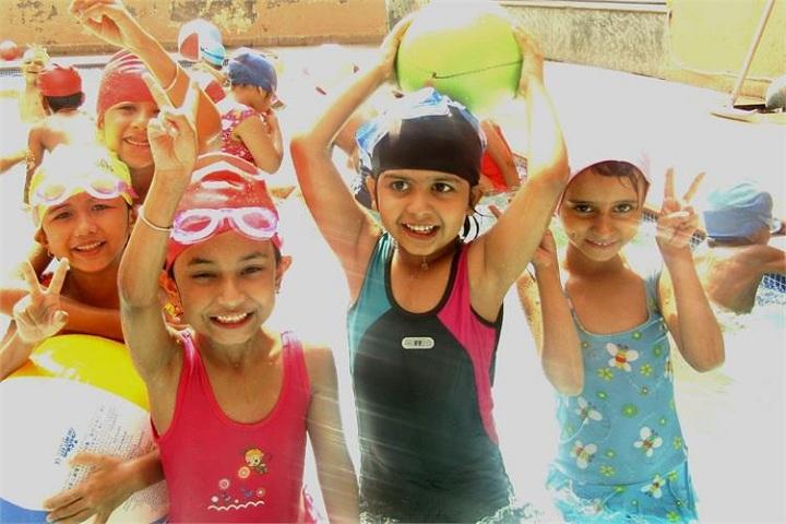 OPG World School-Swimming pool