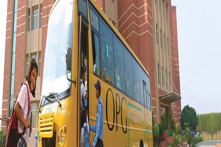 OPG World School-Transport
