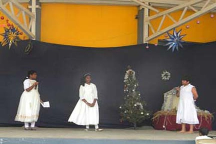 Top Kids School- Christmas celebrations