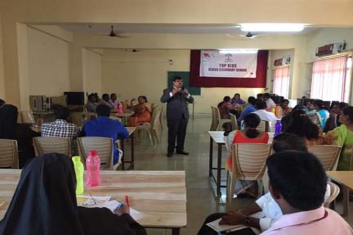 Top Kids School- Teachers training