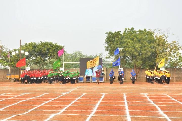 Top Kids School- Sports Day
