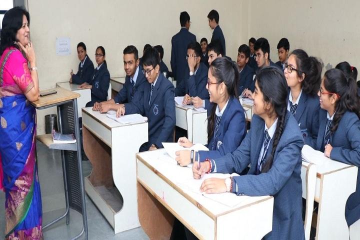 Paramount International School-Classroom